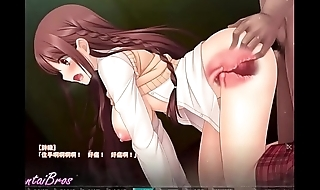 hentai visual novel schoolgirl gets fucked until pregnant