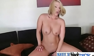 Sexy Hot Mature Lady (mellanie monroe) Ride Monster Black Cock On Camera video-09